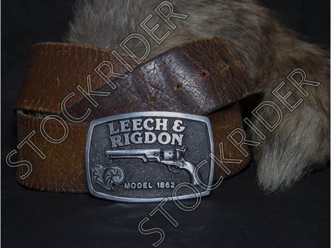 Westernová přezka Lech & Rgdon