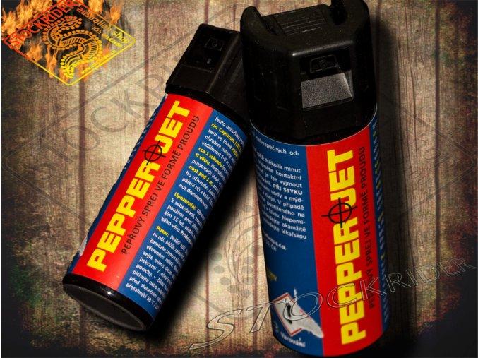 Sprej obranný pepřový PEPPER JET OC 50 ml - ESP