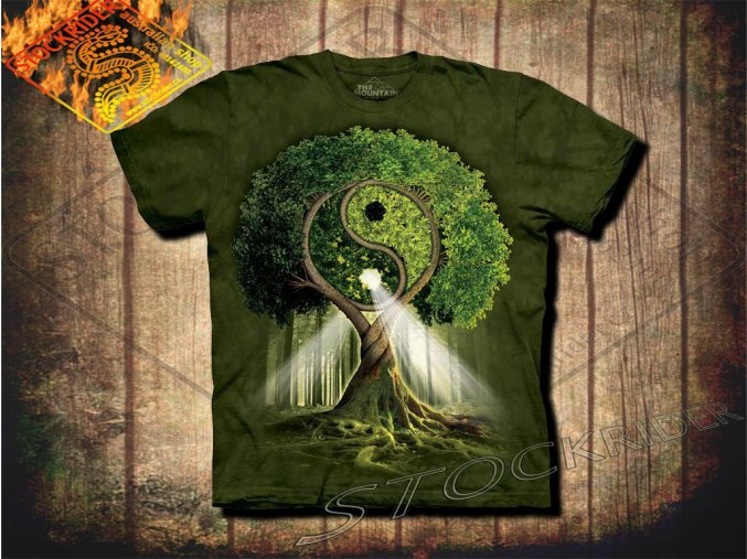 Yin Yang Tree Adult 10-3209