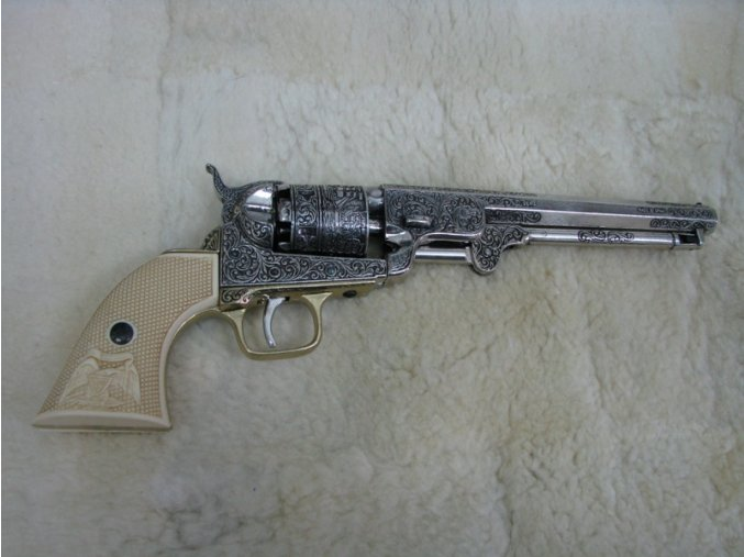 Revolver NAVY armády USA, 1851