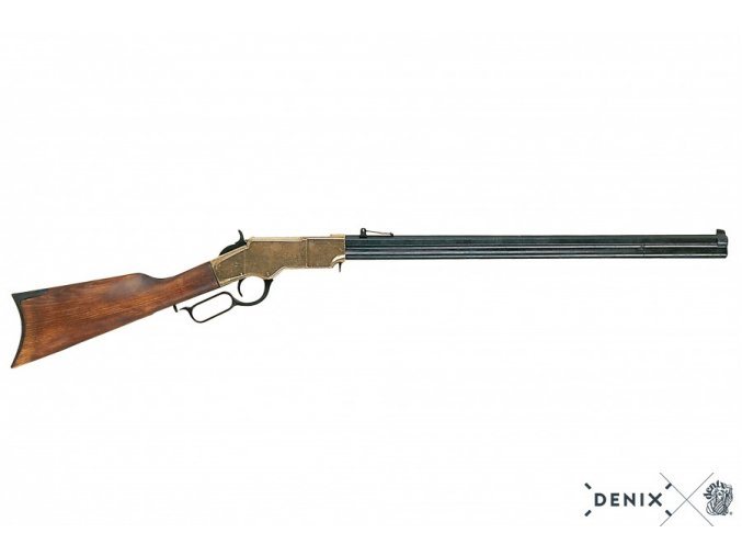 denix rifle henry de canon octogonal usa 1860