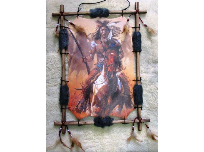 Indián válečník