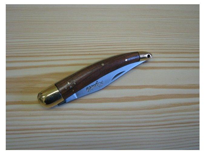 Rybářský nůž - dvě čepele