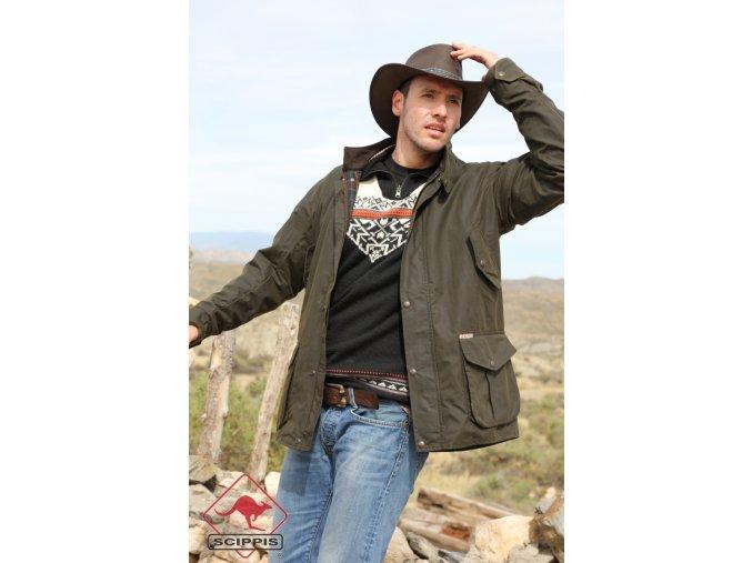 Australská bunda - ASCOT JACKET