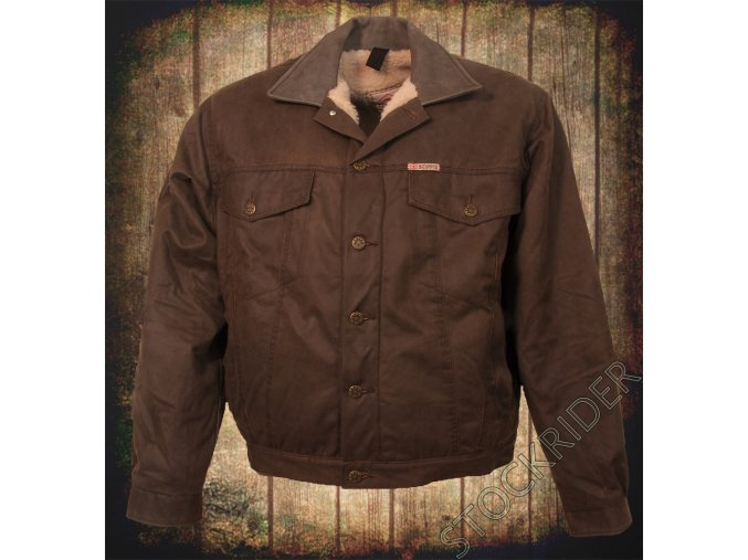 Australská bunda - LITCHFIELD TRACKER JACKET