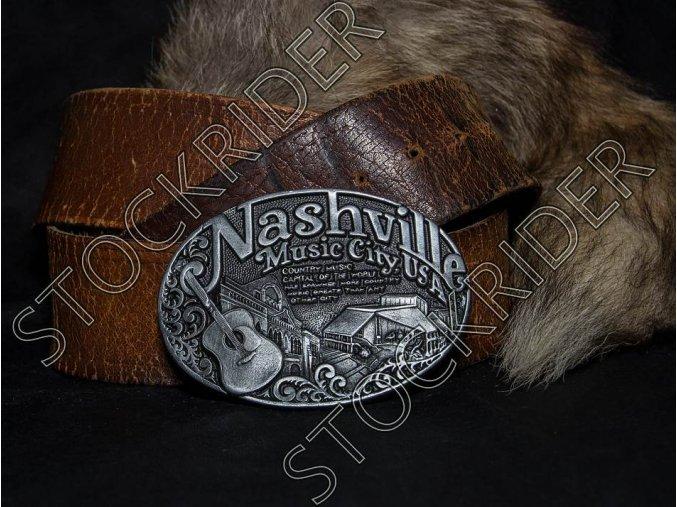 Westernová přezka Nashville