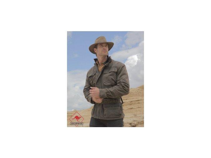 Australská bunda - DOUGLAS JACKET