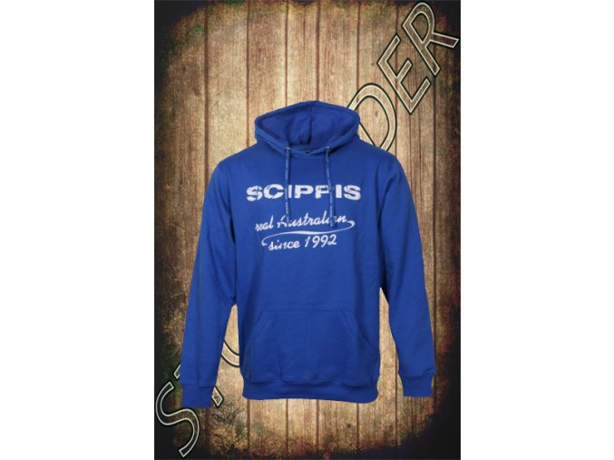 SCIPPIS since 1992, mikina