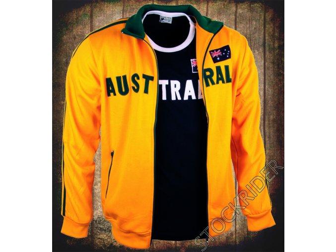 AUSTRALIAN - Zip Jacket, mikina