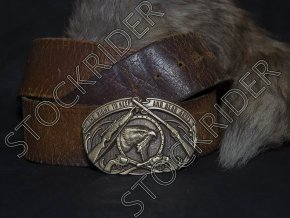 Westernová přezka Bear Arms