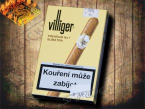 Villiger Premium No. 7/5ks