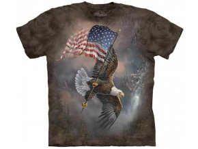 Flag Bearing Eagle Adult 10 5958