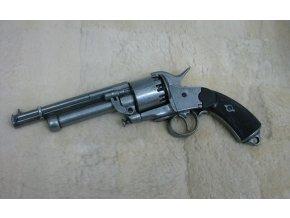 Francouzký revolver Le Mat.1855