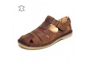 Pánský kožený sandál MANDELA