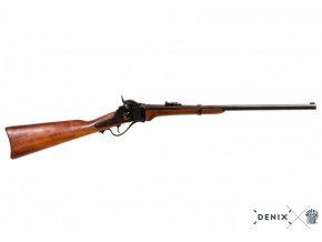 denix carabina militar sharps usa 1859