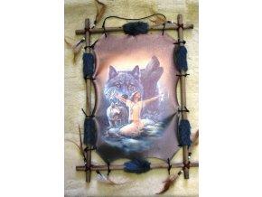 Vlci a šamanka