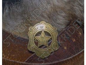 hvězda chief of police