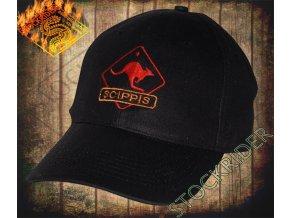 Kšiltovka oilskin - OILSKIN CAP
