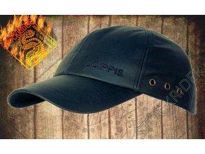 Kšiltovka kožená - LEATHER CAP