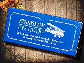 dýmkový filtr