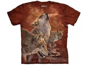 Red Glow Wolves 10-4868