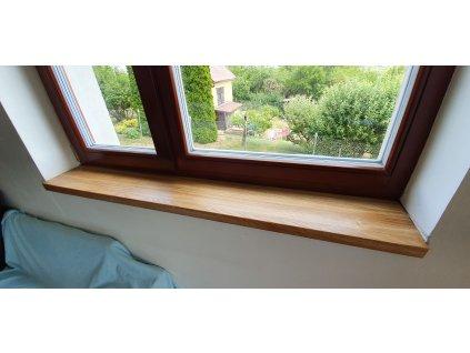 Dřevěný parapet - dub 20mm