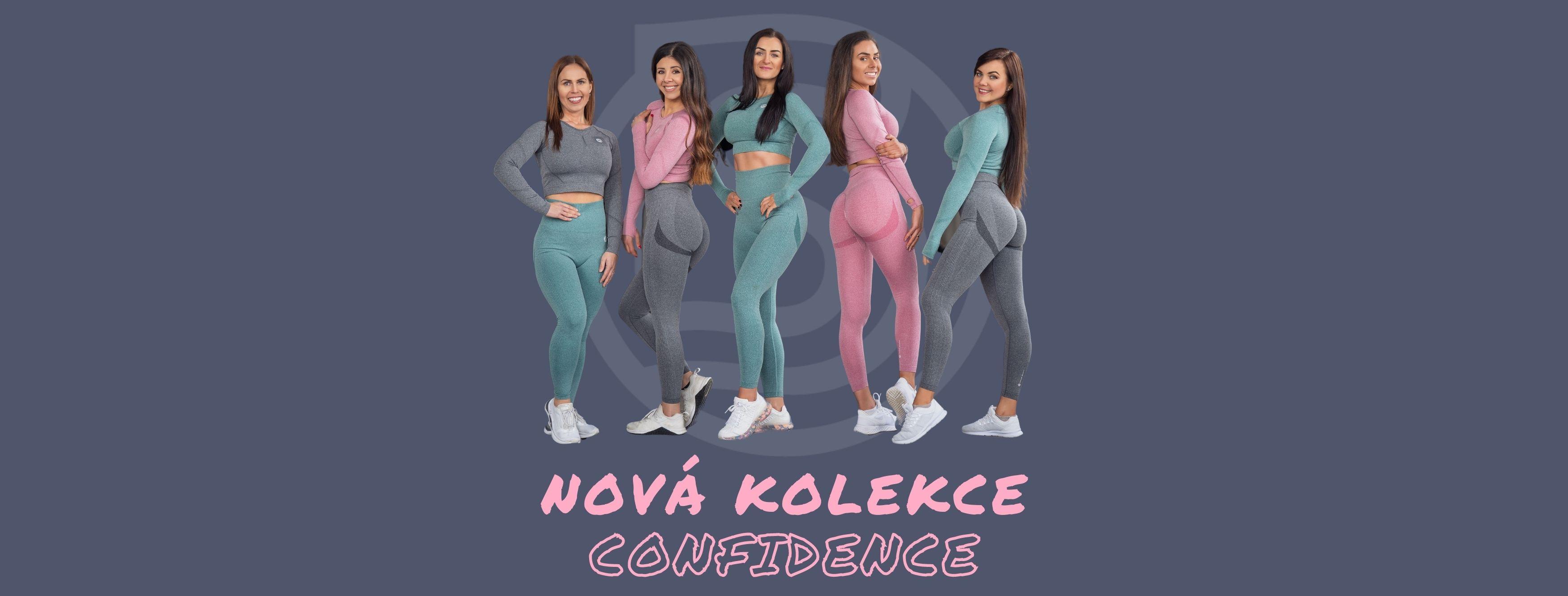 Nová kolekce Confidence