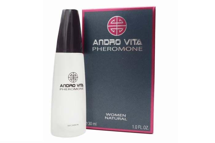 Recenze feromonů Andro Vita pro ženy