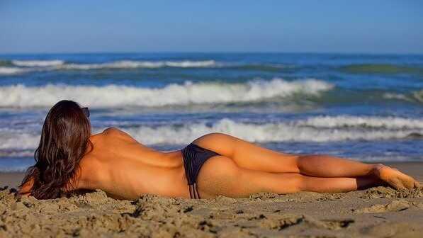 Objevte sex na pláži