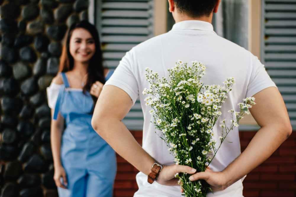 Jak flirtovat se ženou?