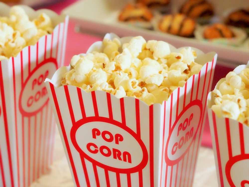 První rande v kině, jak na to?