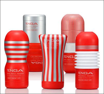 Druhy Tenga Cups