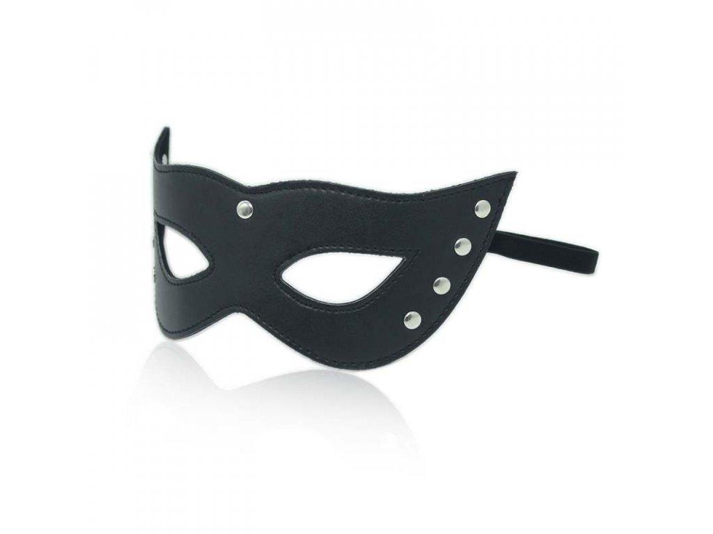 kocici kozena maska bdsm