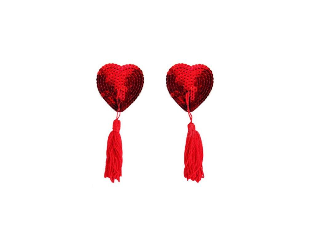 lepitka na bradavky cervena