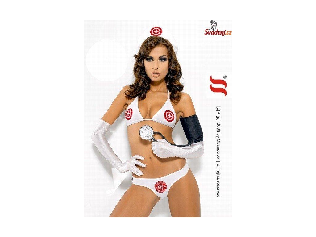 sexy kostym emergency set