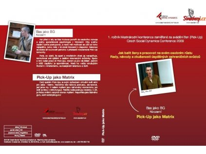dvd pick up jako matrix
