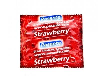 kondom pasante jahoda