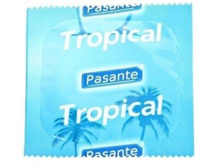 kondom pasante tropical ananas