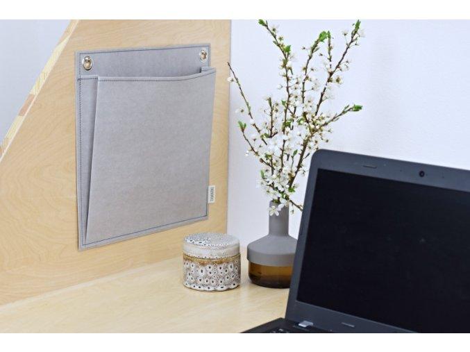 designovy kapsar ulozny box nastenny pratelny papir tamarki 26