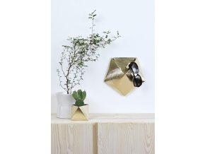 designovy kapsar diamond pratelny papir tamarki 13
