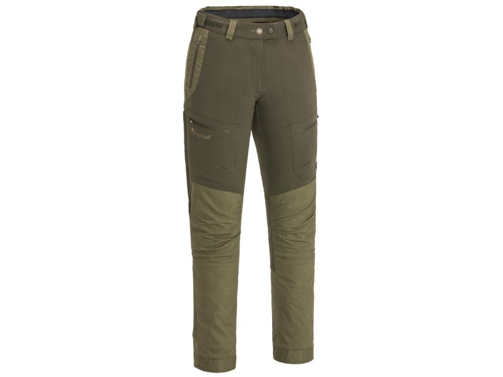3302 723 01 pinewood womens trousers finnveden hybrid extreme dark olive hunting olive