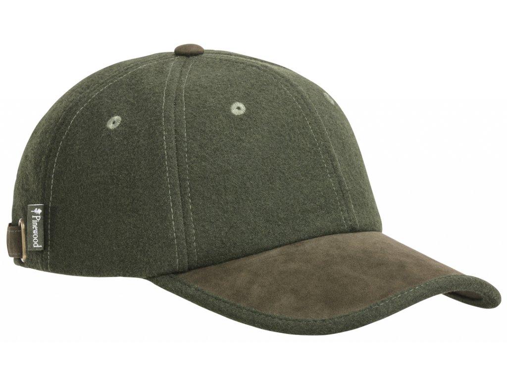 1119 182 01 pinewood cap edmonton exclusive mossgreen suede brown