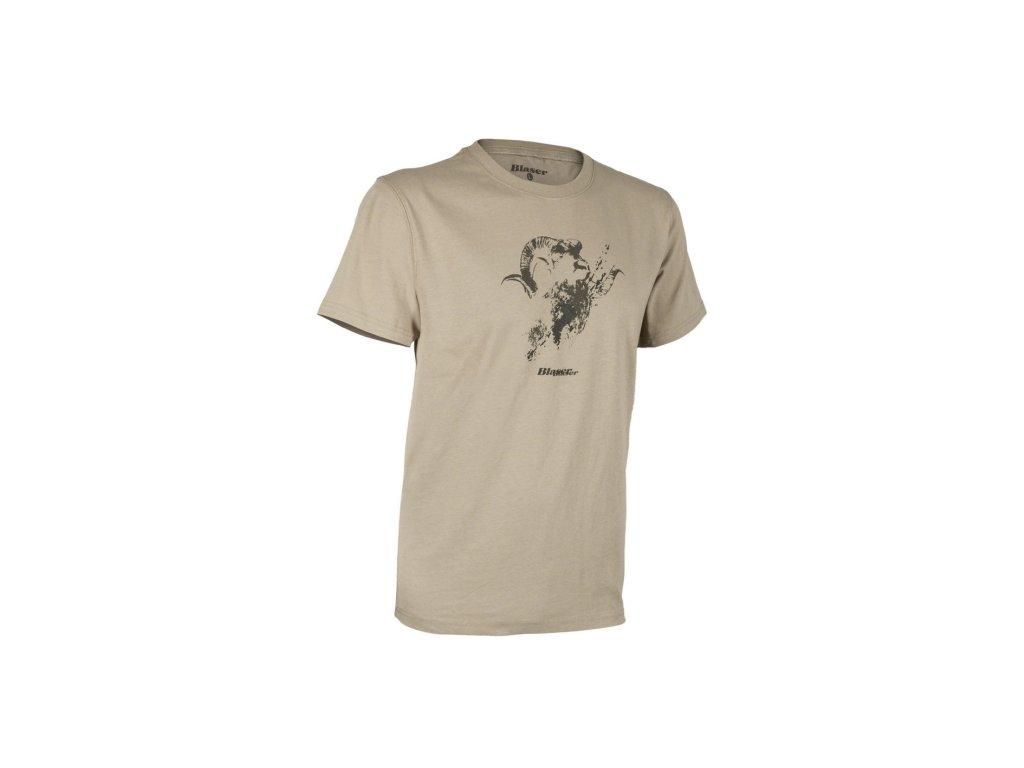 T-shirt s logem Argali (Velikost 3XL)
