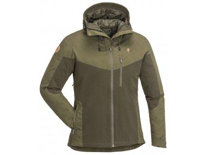 3300 723 01 pinewood womens jacket finnveden hybrid extreme dark olive hunting olive