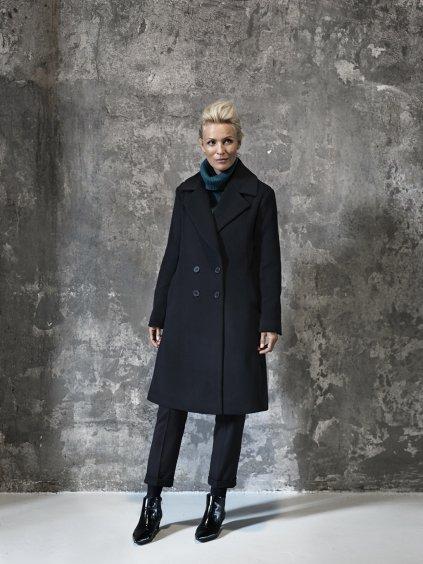 2678 Kabát rozšířený s velkou fazonou