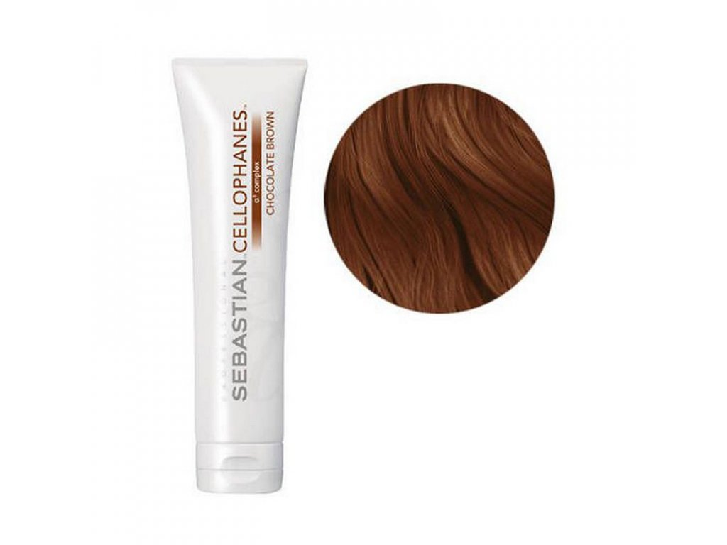 CELLOPHANES CHOCOLATE BROWN