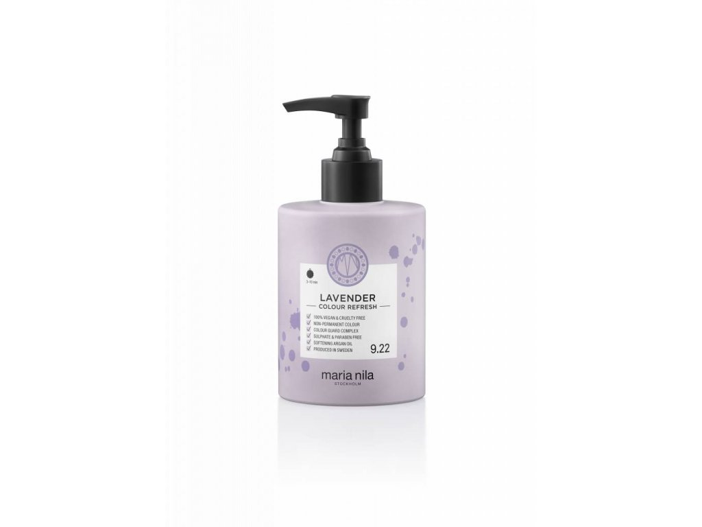 Maria Nila Colour Refresh Lavender 9,22 300 ml