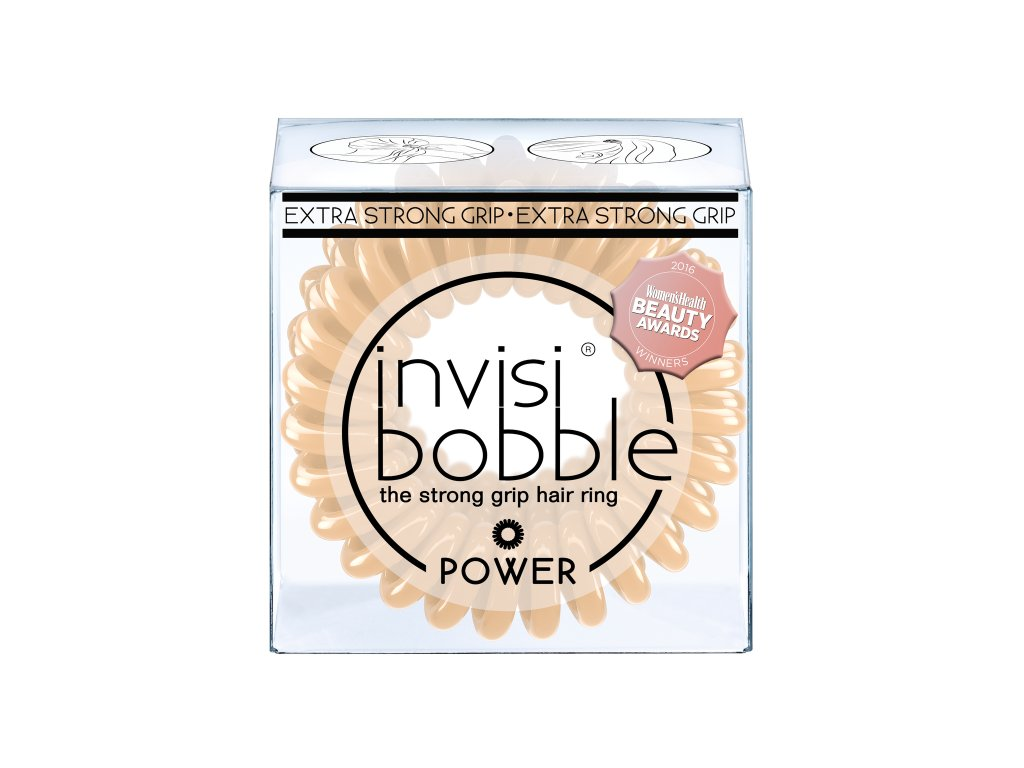 invisibobble® POWER To Be Or Nude To Be