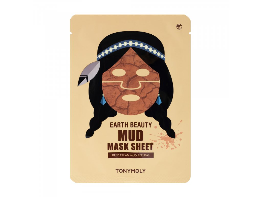 Tony Moly Earth Beauty Mud Mask Sheet