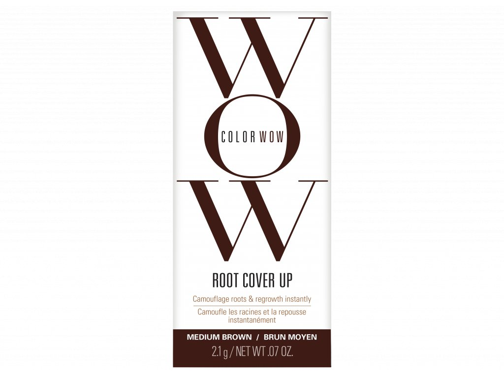 Color Wow -  Root Cover Up Medium Brown